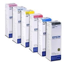 EPSON T6731 T6732 T6733 T6734 T6735 T6736 70ML REFILL INK CARTRIDGE