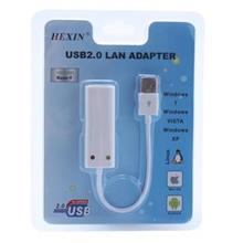 HIGH QUALITY USB 2.0 TO RJ45 LAN CONVERTER (US02245)(UN07)