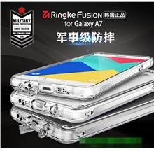 100% Ringke Samsung Galaxy A7 / 2016 2017 Fusion Case Cover Casing