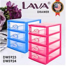 LAVA Drawer DW5923 D5924 Cabinet Storage & Organizing A4 Box Office