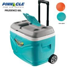 Pinnacle Prudence 66L Cooler Box With Wheels