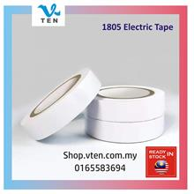 1805 Electrical Tape PVC Tape For LED Strip Light White Tape 18MMx5M