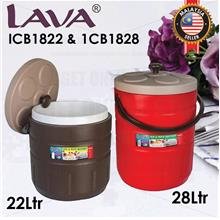 LAVA Ice & Rice Bucket Cooler Box ICB1822 ICB1828 / Baldi Ais & Nasi