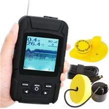 2-in-1 Wireless Fish Finder 180m Depth (WP-FF09).