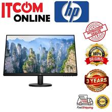 HP V27I 27' LED MONITOR (9SV93AA) VGA/HDMI/VESA/IPS/FHD/5MS
