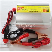 300W 12V DC to 220V AC Power Inverter Converter Car Charger ~USB Wall