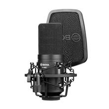 Boya BY-M800 Cardioid Condenser Microphone with Pop Filter