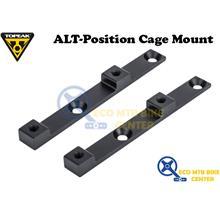 TOPEAK ALT-Position Cage Mount