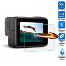 Tempered Glass LCD Screen Protector for GoPro Hero7 Hero 7 Hero6