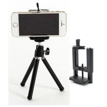 Smart Mobile Phone Handphone Holder (50mm-100mm) + Mini Tripod