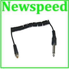 PC Sync to 6.5mm Cable with Screw Lock Speedlight Sync Cable
