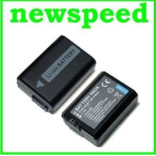 Grade A NP-FW50 Li-Ion Battery for Sony A6600 A6500 A6400 A6300 A6300