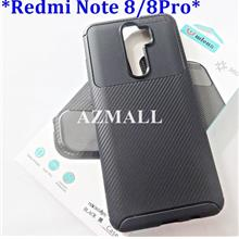 Wlons Carbon Fiber Anti Drop Case Cover Xiaomi Redmi Note 8 /8 Pro