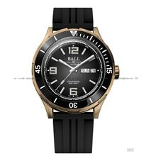 BALL Watch DM3070B-P1CJ-BK Roadmaster Archangel Bronze Rubber Black LE