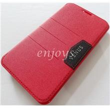 OFFER: VENUS Luxury Soft Case Cover Samsung Galaxy Note 3 N9005 ~RED