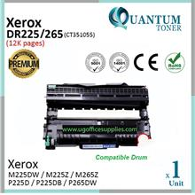 Fuji Xerox DR225 P225 265 CT351055 Compatible Drum Kit