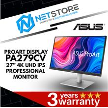 "ASUS PROART DISPLAY PA279CV 27"" 4K UHD IPS PROFESSIONAL MONITOR"