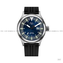 BALL Watch NM1092C-P5-BE2 Fireman Night Train III 43mm Rubber Blue LE