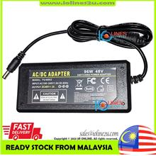 AC 230V to 48V DC 2A 96w Switching Power supply adapter 4r POE Switch CCTV CE