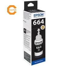 Epson T6641 Black Ink Refill Bottle 70ml