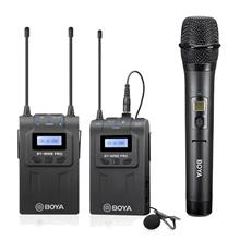 Boya BY-WM8 Pro K1 +WHM8 Pro Dual Channel Wireless Microphone System