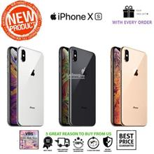 Apple iPhone XS 64gb 256gb 512gb NEW SEALED BOX 1YEAR WRTY BY SHOP