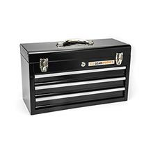 "GEARWRENCH 20 "" 3 Drawer Steel Tool Box, Black - 83151"
