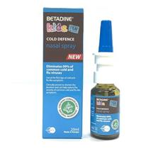 BETADINE Cold Defence Nasal Spray Kids 20ml \u0e40\u0e23\u0e32\u0e17\u0e33\u0e