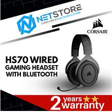 CORSAIR HS70 WIRED GAMING HEADSET WITH BLUETOOTH - CA-9011227-AP