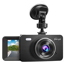 Pathinglek Dash Cam 1080P DVR Dashboard Camera FHD Car Driving Recorder 3 Inch