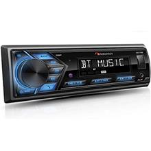 Nakamichi NQ711B Bluetooth Car Digital Media MP3 Player Stereo Receiver with B