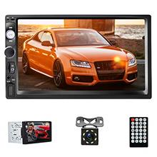 24V Double Din Car Stereo 2 Din Car Radio Bluetooth 7 inch Touch Screen Car Au