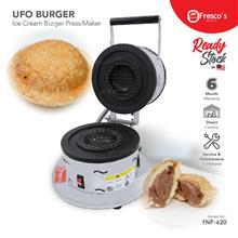 Fresco Gelato Panini Press Ice Cream Sandwich Machine