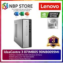 Lenovo IdeaCentre 3 07IMB05 90NB0099MI Desktop PC