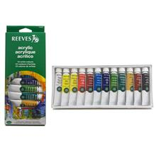 REEVES Acrylic Colour Tube Paint