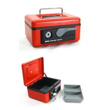 SRM Metal Safe Petty Cash Box