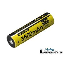 Nitecore 18650 3500mAh USB Rechargeable Li-ion Battery NL1835R
