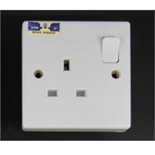 SS813 13Amp Switch Socket (1 Gang)