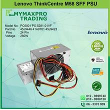 Lenovo Thinkcentre M58 SFF 280W Power Supply 45J9446 41A9701