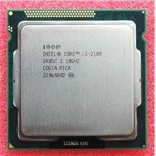 Intel Core i3-2100 Processor 3.10GHz/2M/5GTs LGA1155