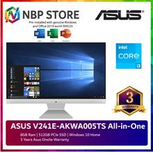 "ASUS V241E-AKWA005TS 23.8 "" FHD All-in-One Desktop White"