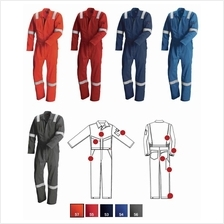 Coverall Red Wing Summer Temperate Flame Retardant FR AS 61112