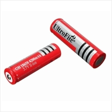 18650 Rechargeable li-ion Lithium 3.7V Battery 4200mAH