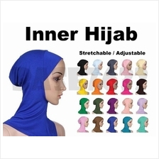 Muslimah Modal Full Cover Inner Hijab Underscarf Tudung Scarf 1644.1