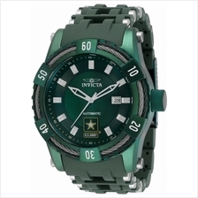 INVICTA U.S. Army Automatic Green Dial INV34231 34231 Men's Watch