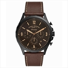 FOSSIL Forrester Chronograph Leather Quartz FS5608 Men's Watch