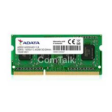 ADATA RAM DDR3L 1600 4GB SODIMM (Low Voltage)