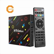 Smart TV Box H96-Max RK3328 Quad-Core 4G+32G Dual-Band WIFI 4K Android