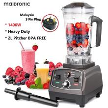 Maidronic 1400W With Timer Heavy Duty Juicer Commercial Blender)