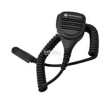 PTT Handsfree Microphone Speaker For Motorola GP328 / 338